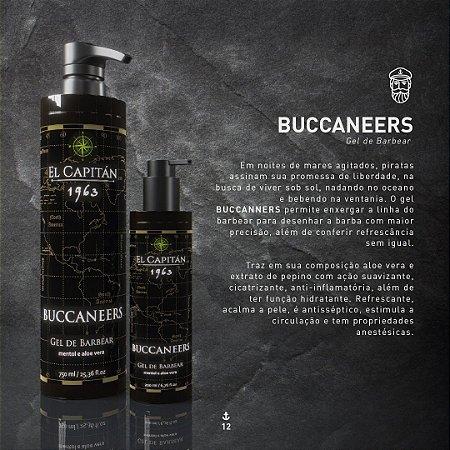 Buccaneers 750ml El Capitán