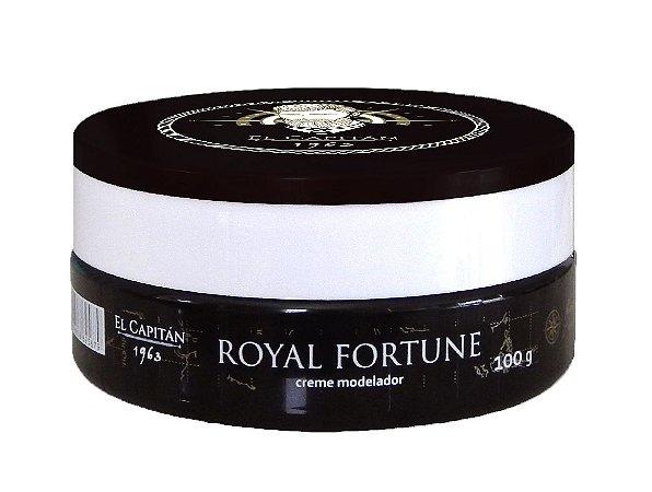 Pomada Royal Fortune 100g El Capitán