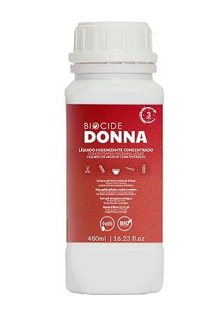 Biocide Donna  Líquido Higienizante Concentrado 480ml