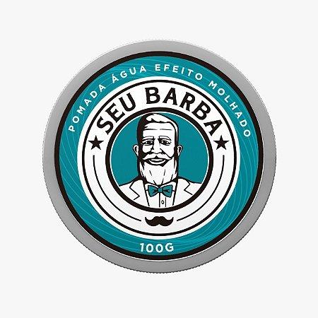 Pomada água efeito molhado 100g Seu Barba
