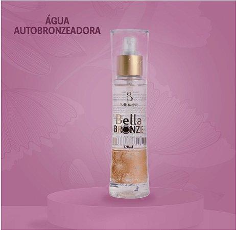 Água autobronzeadora Bella Bronze 120ml Bella Secret