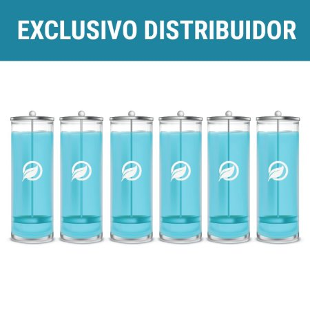 Jarro para desinfecção 1,2 litro - 6 unidades - DISTRIBUIDOR