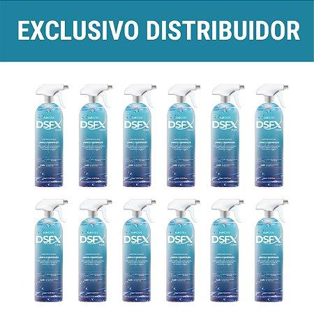 Biocide DSFX Clear pronto uso 500ml - 12 unidades - DISTRIBUIDOR