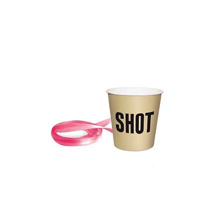 Copo Shot Despedida de Solteira c/ 8 unidades