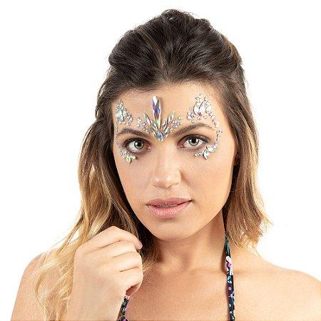 Kit Glitter Corporal para o Rosto Carnaval
