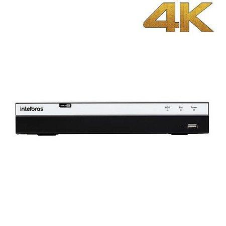 DVR INTELBRAS MULTI HD 8CH MHX 5108 FULL HD