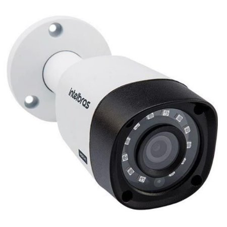 CAMERA BULLET MULTI HD INTELBRAS VHD 3130 B 3,6MM 30 MT G4