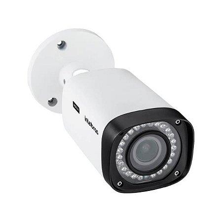CAMERA BULLET MULTI HD HDCVI INTELBRAS VHD 3140 VF LENTE VARIFOCAL 2.7 A 13,5MM 40MT G4