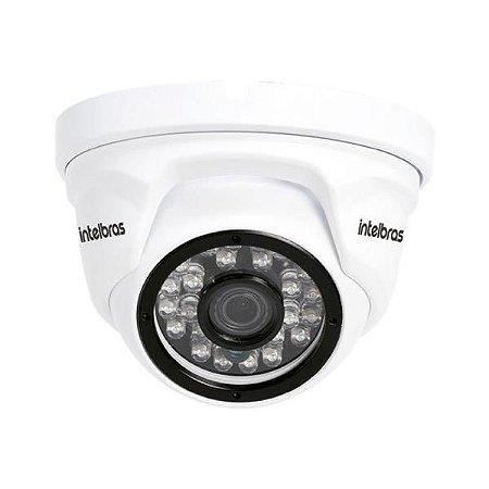 Camera Dome Ip Vip 1220 D 1/3 2.8mm Full Hd 20 Mt G2 Intelbras