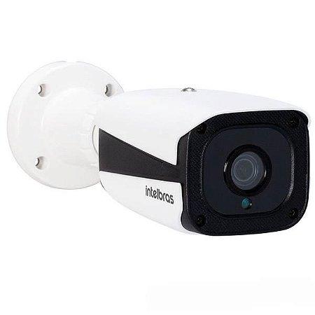 Camera Bullet Ip Intelbras Vip 1120 B 1mp 1/4 3.6mm Ir 20 Mt G2