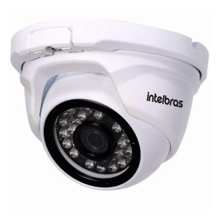 Câmera Ip 1 Mp Vip 1130 D Vf 2,8 A 12mm Dome Intelbras