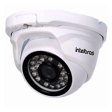 Camera Dome Ip Vip S4020 G2 1mp 2.8mm Ip66 Intelbras