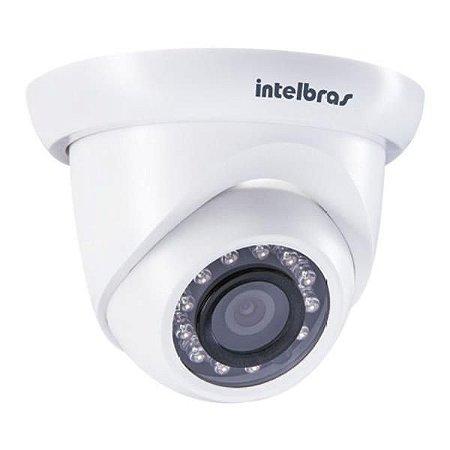 Câmera Dome Ip Vip S 4320 G2 3mp 2.8mm 20mt Poe Intelbras