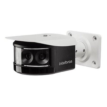Câmera Panorâmica Ip Vip 7180 B Full Hd 30mt Multi Sensor 180º Intelbras