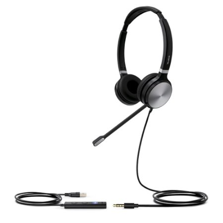 Headset UH36 - USB - Dual