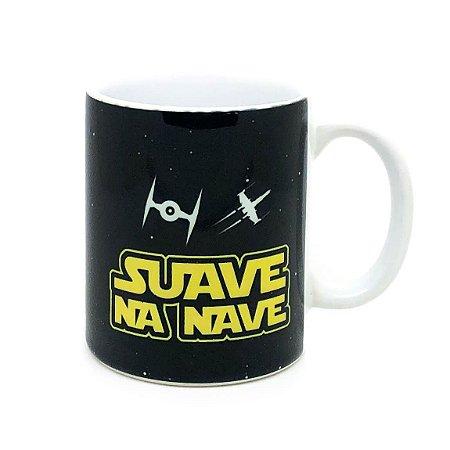 Caneca Suave na Nave - Star Wars