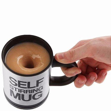 Caneca Mixer Self Mug - Preta