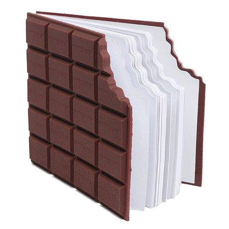 Bloco de Anotações - Chocolate