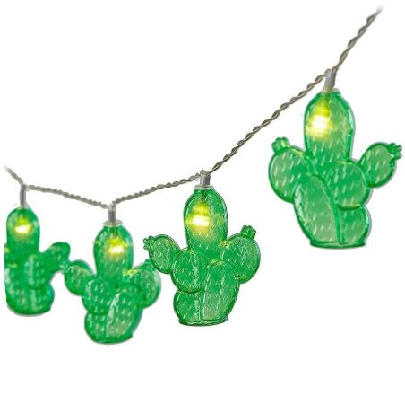 Cordão de Luz - 10 Cactus - 1,80m