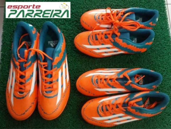 6be9068c1d9ce OUTLET - OFERTA EXCLUSIVA para o site e Facebook - Chuteira Adidas F5  INDOOR (FUTSAL