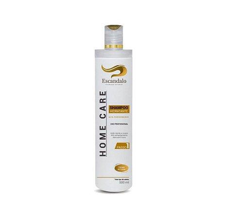 Oxoplastia Shampoo Home Care - 500ml