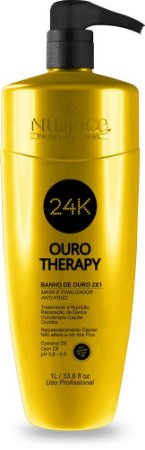 24 K Ouro Therapy 1L