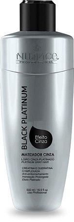 Matizador Black Platinum Efeito Cinza