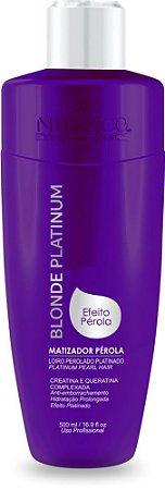 Matizador Blonde Platinum Efeito Pérola