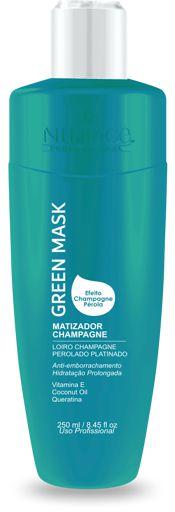 Matizador Green mask
