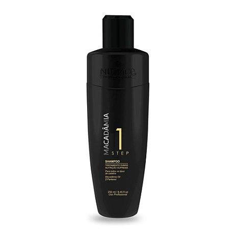 Shampoo Hidratante Macadâmia Home Care
