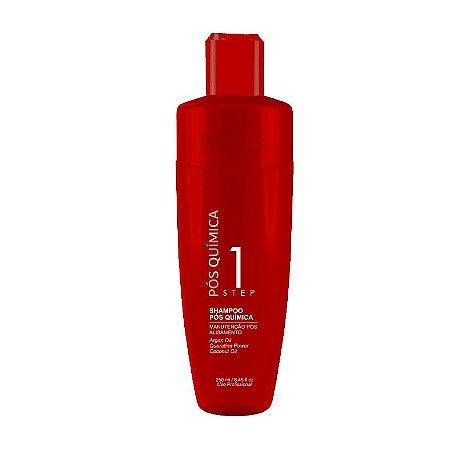 Shampoo Pós-Quimica Home Care