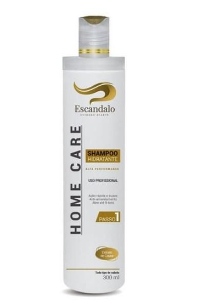 Shampoo Pós-Progressiva 300 ml
