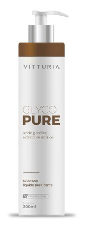Sabonete Purificante Glyco Pure