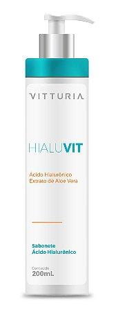 Sabonete Ácido Hialurônico Hialuvit