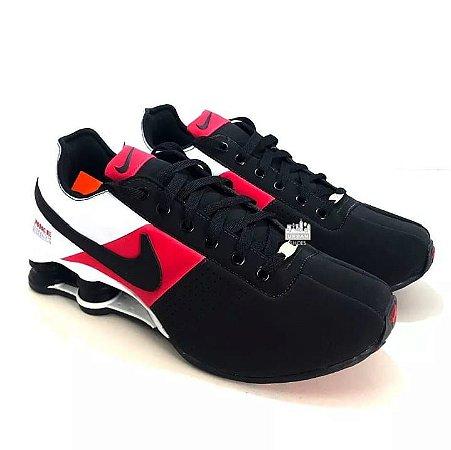 b3110e9cae73 ... discount code for tênis nike shox deliver classic 4 molas masculino  tricolor 14a87 2b4e6