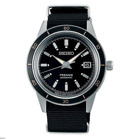 Relógio Seiko Presage Style 60 Automático srpg09j1 Made in Japan