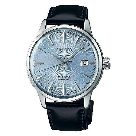 Relógio Seiko Presage Coquetel  Ice Blue Automático srpb43j1 a1px Made in Japan