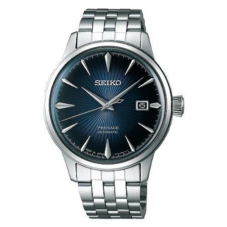Relógio Seiko Presage Coquetel Blue Moon Automático srpb41j1 Made in Japan