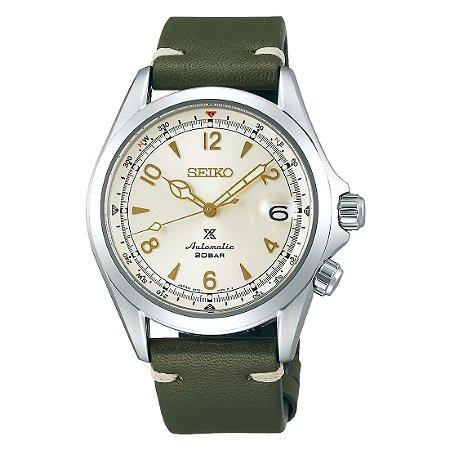 Relógio Seiko Alpinist Prospex Automático spb123j1 / SBDC093 Made in Japan