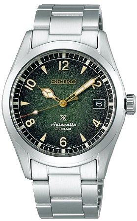 Relógio Seiko Baby Alpinist Prospex Automático spb155j1 Made in Japan