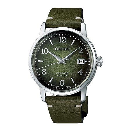 Relógio Seiko Presage Coquetel RAKU MATCHA Automático srpf41j1 Made in Japan