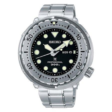 Relogio Seiko Prospex Marine Master profissional 300M Tuna Quartz S23633j1 / SBBN049 MADE IN JAPAN