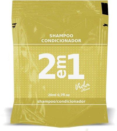 Shampoo/Condicionador 2 em 1 Sachet