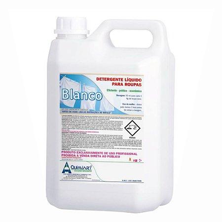 Detergente Líquido Para Roupas Blanco BV 5lt