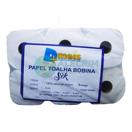 Papel Toalha Bobina 34gr