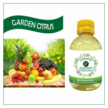 Essência Garden Citrus