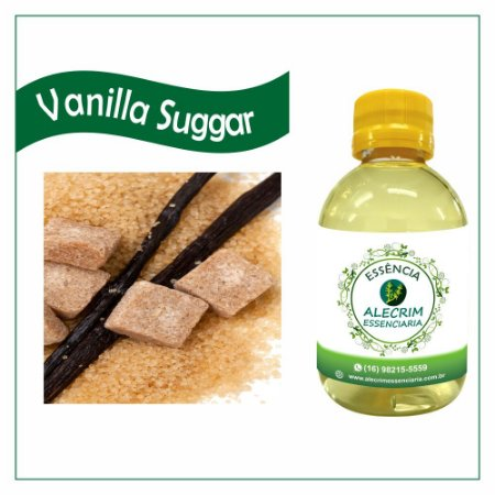 Essência Vanilla Sugar