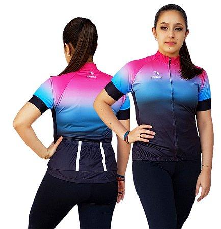 Camisa Ciclismo Feminina SD21 F05