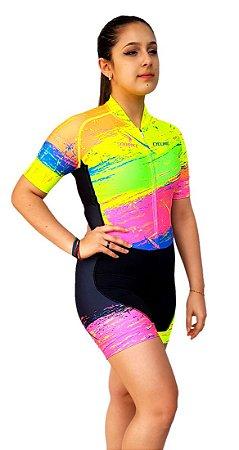 Macaquinho Ciclismo Sódbike SD21 - M04 fluor