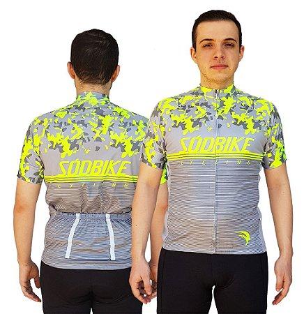 Camisa Ciclismo Sódbike SD21 FL01 - Fluor
